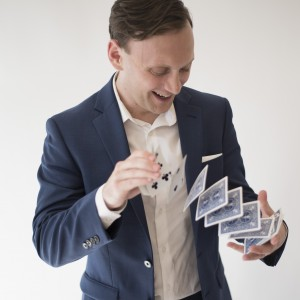 Chris Herrick Magic - Magician / Comedy Magician in Orlando, Florida