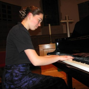 Christiana Burks Pianist - Classical Pianist in Dayton, Ohio