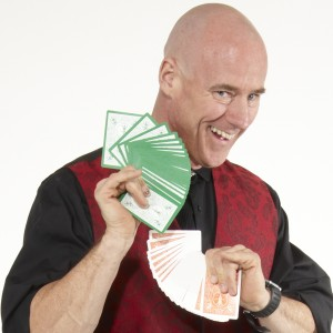 """Chuck G.""""The Irish Magic Guy"""""""
