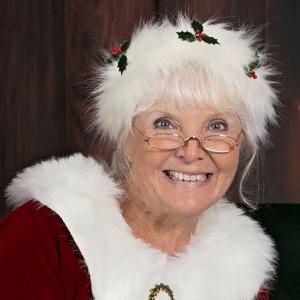 Cindy Claus - Mrs. Claus in Lakeland, Florida