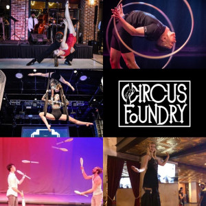 Circus Foundry - Circus Entertainment / Magician in Denver, Colorado