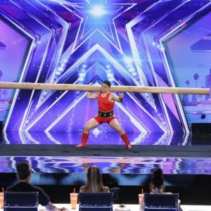 Circus Strongman - Acrobat in Chicago, Illinois