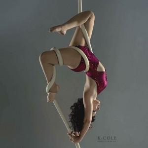 Samantha Diane - Circus Entertainment in New Orleans, Louisiana