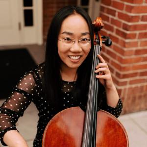 Clair Dietz - Cellist in Salem, Oregon