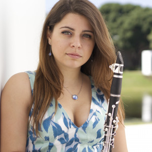 Jackie Gillette - Clarinetist - Clarinetist in Long Island City, New York