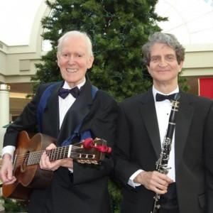 Classic Jazz Duo - 1940s Era Entertainment in Atlanta, Georgia