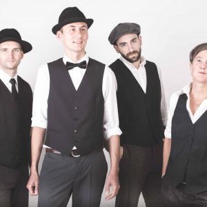 Deuces Wild - Jazz Band in Los Angeles, California