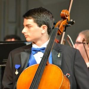 Jonathan Dills - Classical Cellist - Cellist in Daytona Beach, Florida