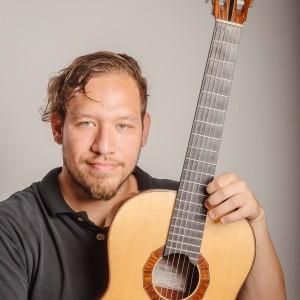 Classical guitar by Joey Rincón - Classical Guitarist in Charlotte, North Carolina