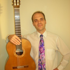 Classical Guitar Services - Classical Guitarist in Edison, New Jersey
