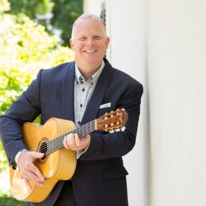 Classical Guitarist - Derek Macrae
