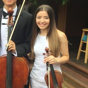 Yulia Price; Classical Musician - Violinist / Strolling Violinist in Greenville, North Carolina