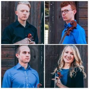 The Primo Strings - Wedding Band in Provo, Utah
