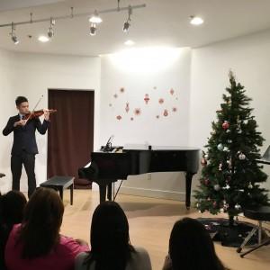 Clef12 Pianist & Violinist - Classical Pianist in Chino, California