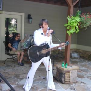 Cliff E - Elvis Impersonator in Atlanta, Georgia