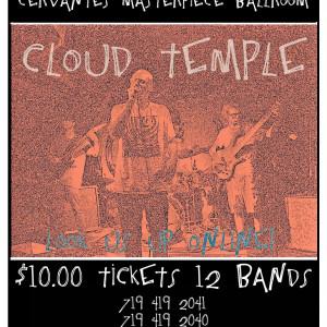 Cloud Temple - Rock Band in Colorado Springs, Colorado