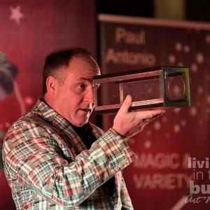 Paul Antonio Magic and Variety Act - Magician / Holiday Party Entertainment in Buffalo, New York