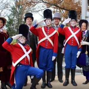 Cobblestone Entertainment Inc. - Christmas Carolers in New York City, New York