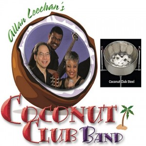 Coconut Club Band - Caribbean/Island Music in Toronto, Ontario
