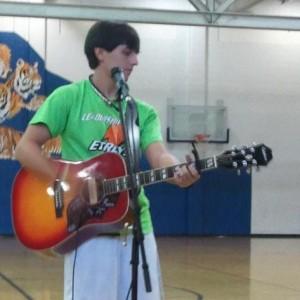 Cody Anderson - Singing Guitarist in Vivian, Louisiana