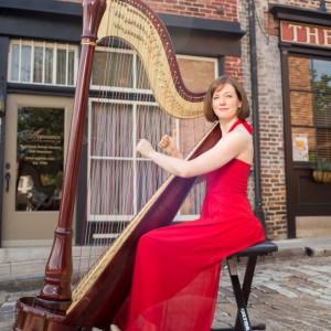 Colleen Potter Thorburn - Harpist in Richmond, Virginia