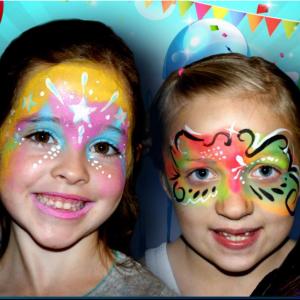 Color Me Crazy Facepainting - Face Painter in Hope, Kansas