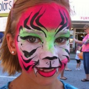 Color Me Happy - Face Painter in Travelers Rest, South Carolina