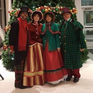 Colorado Caroling Company - Christmas Carolers in Denver, Colorado