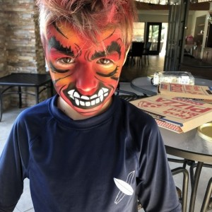 Colors by Air - Face Painter / Body Painter in Corona, California