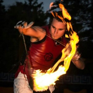 Colton Ames Windham - Fire Performer / Acrobat in Austin, Texas