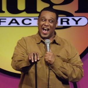 Comedian Aaron Foster