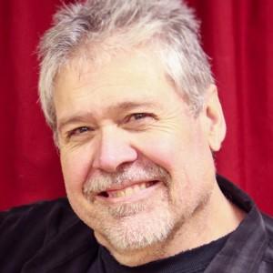 Comedian Delmar Birkey
