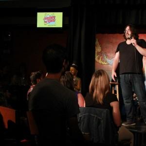 Comedian Patrick Higgins - Stand-Up Comedian in Seattle, Washington