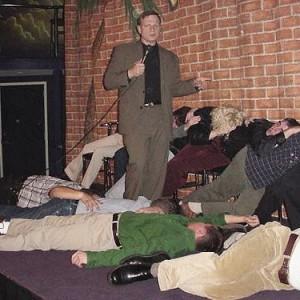Comedy-Hypnotist, Gary Conrad - Hypnotist / Educational Entertainment in Atlanta, Georgia