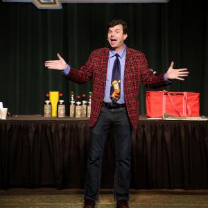 Chris Stanley Comedy Magic - Comedy Magician in Branson, Missouri
