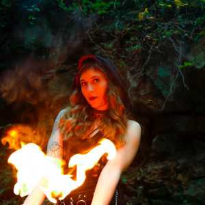 HaleyCometFlow - Circus and Flow Arts Performances - Fire Performer / Aerialist in Asheville, North Carolina