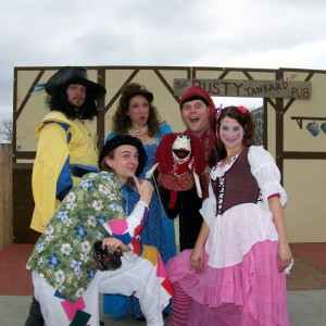 Commedia Mania - Comedy Show / Circus Entertainment in Mansfield Center, Connecticut