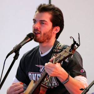 Connor Chapman - Singer/Songwriter / Singing Guitarist in Lewistown, Pennsylvania