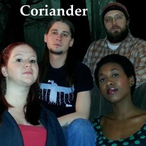 Coriander - Alternative Band in Norfolk, Virginia