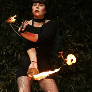CocoSpins - Circus Entertainment / Fire Eater in Wilkes Barre, Pennsylvania