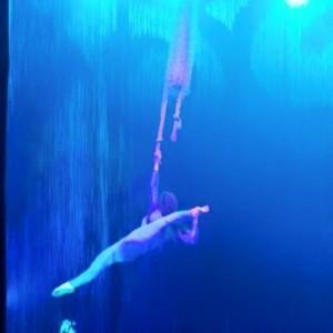 Corissa's elegant aerial performances - Aerialist in Las Vegas, Nevada
