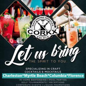 Corkx Bartending Services - Bartender in Charleston, South Carolina
