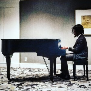 Cornelius Bowser Jr - Jazz Pianist in San Diego, California