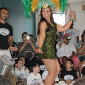 Corpus Christi Brazilian Capoeira and Samba School - Samba Dancer in Corpus Christi, Texas