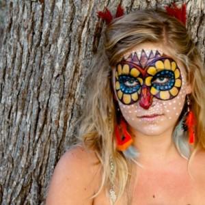 Cosmic Nomad Body Art - Face Painter / Airbrush Artist in San Antonio, Texas