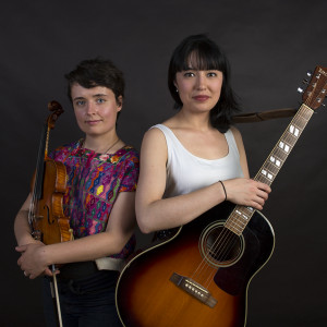 Caitlan and Chika - Celtic Music in Vancouver, British Columbia