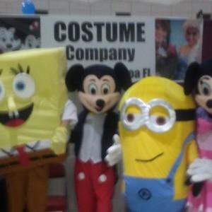 Costume Company Characters - Costume Rentals / Santa Claus in Cocoa, Florida