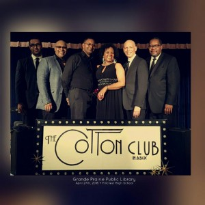 Cotton Club in a Box - Jazz Band in Chicago, Illinois