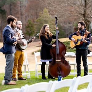 Counterclockwise String Band - Bluegrass Band in Durham, North Carolina
