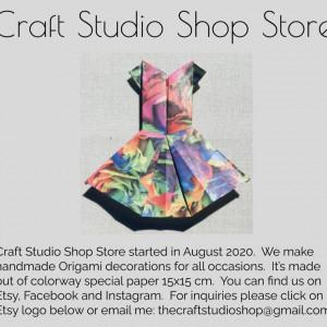 Craft Studio Shop Store - Party Decor in Los Angeles, California